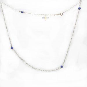 Garcantilla con lapiz lazulis